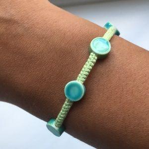 Handmade Macrame Beaded Friendship Bracelet